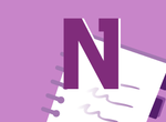 OneNote 2010 Intermediate - Adding Shapes and Images to Notes